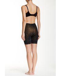 Spanx - Black Mid Thigh Short - Lyst