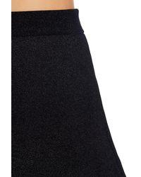 A.L.C. - Black Savador Skirt - Lyst