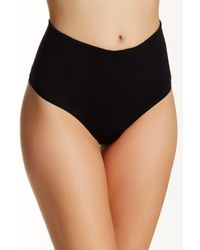Yummie By Heather Thomson - Black Seamless Shaper - Lyst