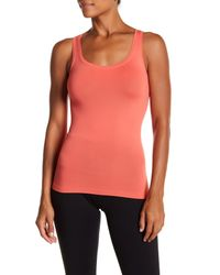 Hanro | Pink Touch Feeling Tank Top | Lyst