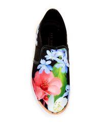 Ted Baker Multicolor Laulei Slip-on Sneaker