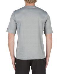 Volcom - Gray Short Sleeve Rashguard for Men - Lyst
