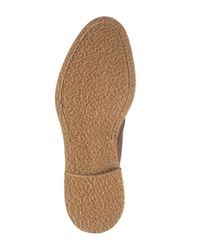 Gordon Rush - Brown Crepe Chukka Boot for Men - Lyst