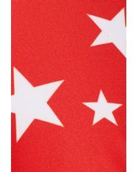 Minimale Animale - Red Mirage Bikini Bottoms - Lyst