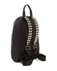 Steve Madden - Black Power Nylon Backpack - Lyst