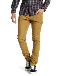 Volcom | Natural Grit Slim Jogger for Men | Lyst