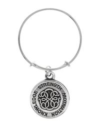 ALEX AND ANI - Metallic Path Of Life Expandable Wire Ring - Lyst