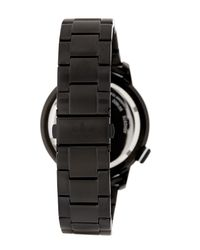 Adidas Originals - Black Men's Manchester Bracelet Watch for Men - Lyst