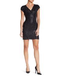 Parker | Black Serena Silk Dress | Lyst