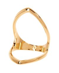 Botkier | Multicolor Open Ring - Size 7 | Lyst
