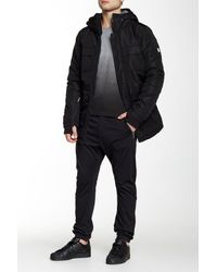 Bench - Black Adept Drawstring Pant for Men - Lyst