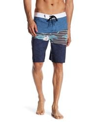 Rip Curl - Blue Mirage Wedge Short for Men - Lyst