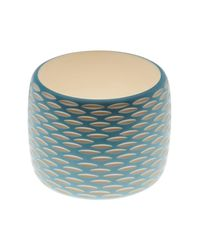 Carolee | Blue Honeycomb Bangle Bracelet | Lyst