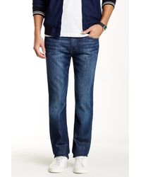 Joe's Jeans | Blue Rocker Slim Fit Bootcut for Men | Lyst