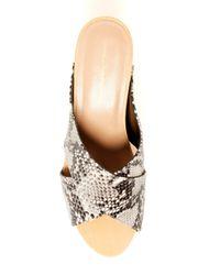 Diane von Furstenberg - Multicolor Seville Platform Sandal - Lyst