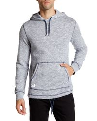 Wesc Gray Faxon Hoodie for men