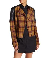 L.A.M.B. - Multicolor Double Breasted Blazer - Lyst