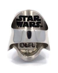 Han Cholo - Metallic Darth Vader Ring for Men - Lyst