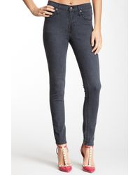 James Jeans | Gray High Class Skinny Jean | Lyst