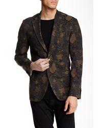 Spurr By Simon Spurr | Black Cameo Sport Coat for Men | Lyst