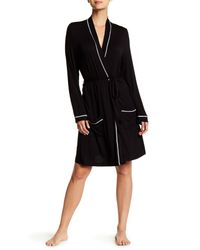 Joe's Jeans - Black Contrast Robe - Lyst