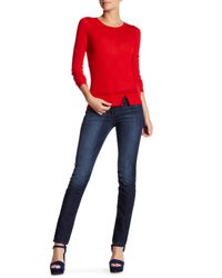 Joe's Jeans | Blue 'alia' Straight Leg Jean | Lyst