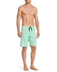 Billabong | Green All Day X Solid Boardshort for Men | Lyst