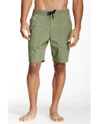 Billabong   Green Carmel Cargo Short for Men   Lyst