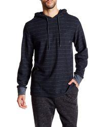 Billabong - Blue Flecker Pullover Hoodie for Men - Lyst