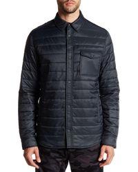 Joe Fresh - Blue Lightweight Puffer Jacket for Men - Lyst