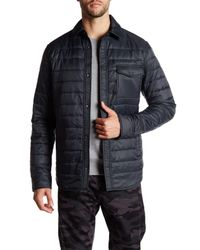 Joe Fresh - Blue Lightweight Puffer Jacket for Men - Lyst