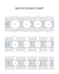 MICHAEL Michael Kors - Brown Women's Lexington Leather Strap Watch for Men - Lyst