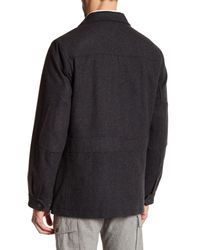 Michael Kors - Black Northwood Jacket for Men - Lyst