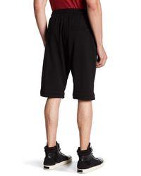 Antony Morato - Black Knit Short for Men - Lyst