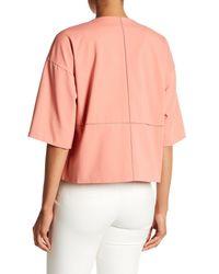 Lafayette 148 New York - Pink Sabina Jacket - Lyst