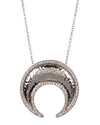 House of Harlow 1960 | Metallic Gift Of Iah Pendant Necklace | Lyst