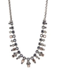 Sorrelli | Multicolor Poplin Statement Necklace | Lyst