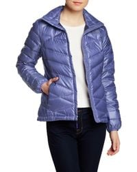 The North Face | Blue Aconcagua Jacket | Lyst