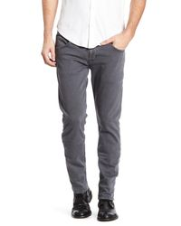Hudson Jeans | Gray Blake Slim Straight Jean for Men | Lyst