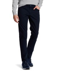 Original Penguin | Blue Stretch Bedford Pant for Men | Lyst