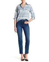 NYDJ | Blue Sheri Skinny Jean (petite) | Lyst