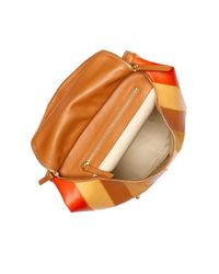 10 Crosby Derek Lam - Multicolor Mercer Leather Patchwork Backpack - Lyst
