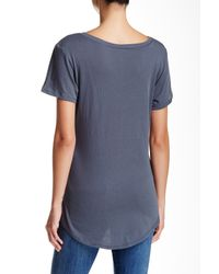 Signorelli | Blue Mornings Are For Mimosas Tee | Lyst