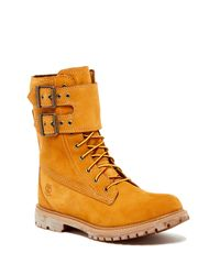 Timberland | Multicolor Double Strap Lace-up Waterproof Boot | Lyst