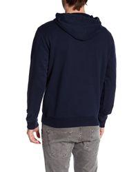 Timberland - Blue Long Sleeve Tree Sweatshirt for Men - Lyst
