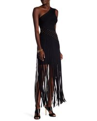Forever Unique - Black Faith Spike Dress - Lyst
