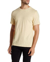 Threads For Thought - Natural Banks Slub Tee for Men - Lyst