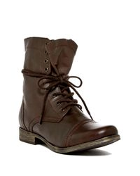 Steve Madden - Brown Troopah for Men - Lyst