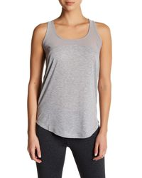 90 Degree By Reflex | Gray Mesh Panel Tank | Lyst
