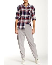 Hue | Multicolor Chill Twill Skimmer Pant | Lyst